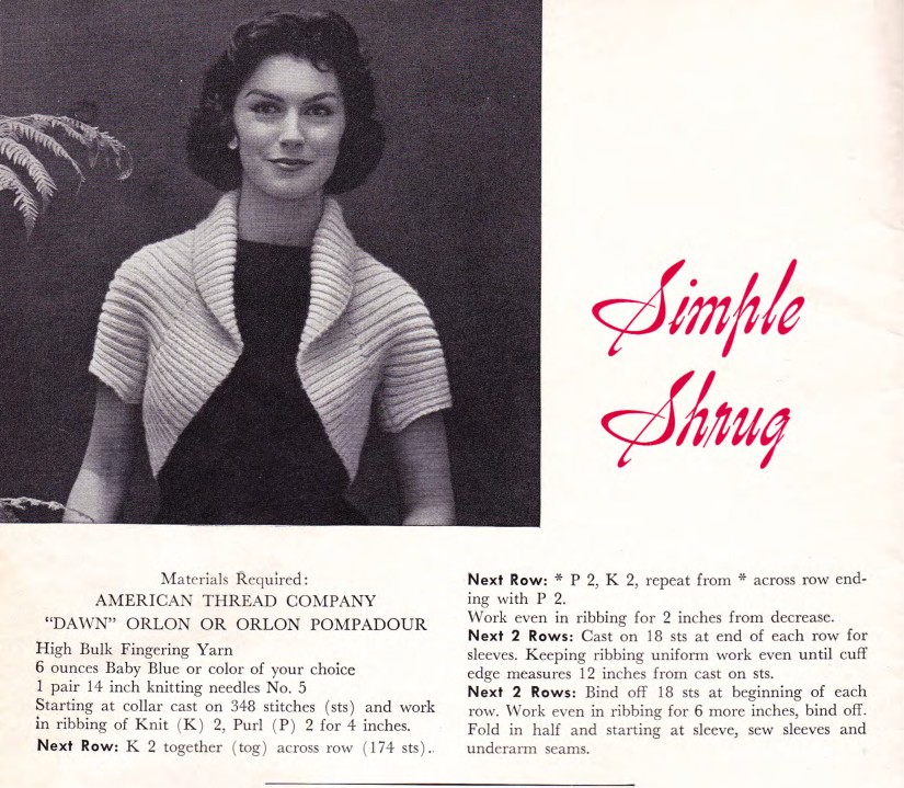 50s-Ribbed-Shrug-Pattern