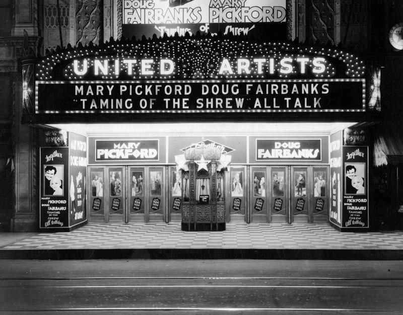 UA_Theatre_Marquee_1929