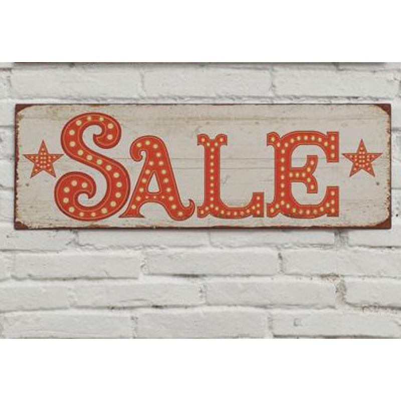 Sale Metal Sign-800x800